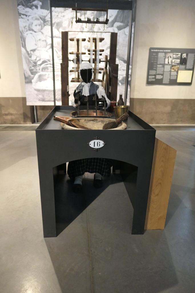 AG 2018 et musée des vallées cévenoles