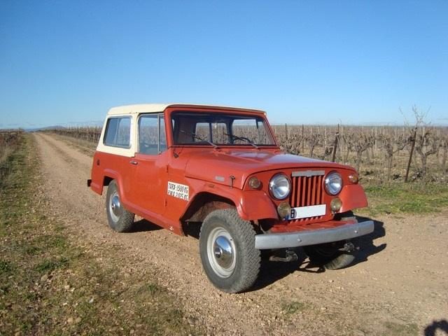 Jeep ebro commando 1