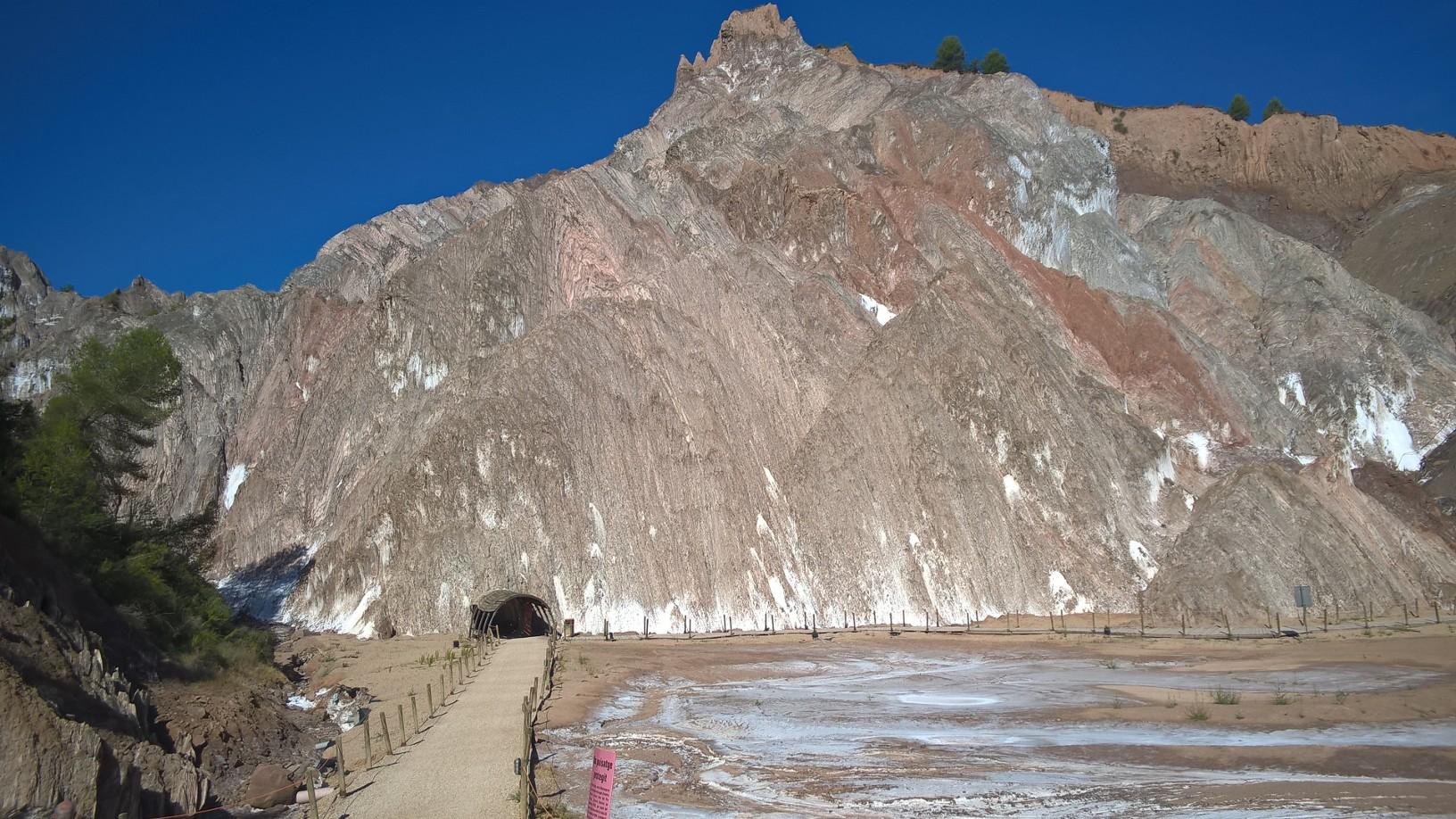 La montagne de sel